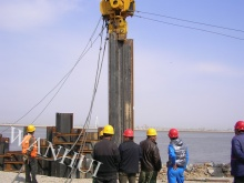 Heavey-load Dock Project,Liaohe Oilfield Ocean-equipment Manufacturing Base